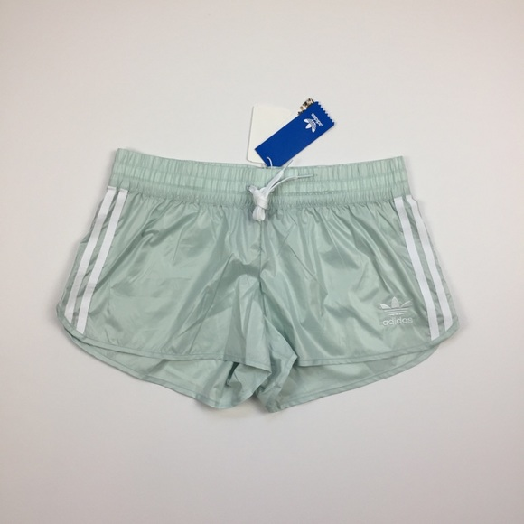 d0c1e9fc8675 adidas Originals Ocean Elements Shorts Vapor Green